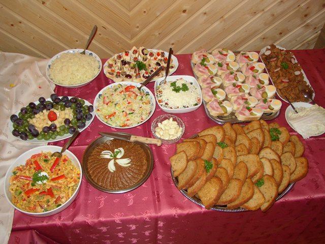 Restaurant i lejren